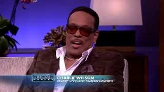 Charlie Wilson shares his amazing story! || STEVE HARVEY