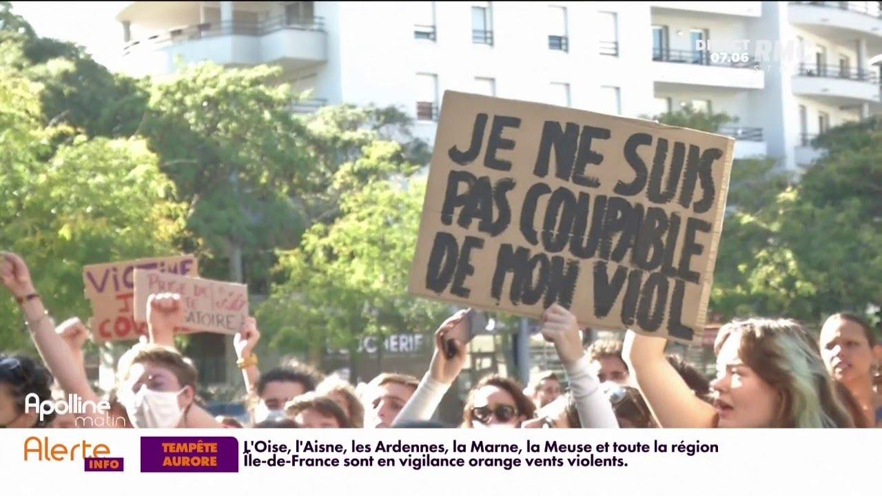 Gérald Darmanin à Avignon pour aborder la question de la prise en charge des violences sexuelles