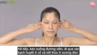 Trẻ Hơn 10 Tuổi Nhờ Kỹ Thuật Massage Mặt Kiểu Nhật Bản