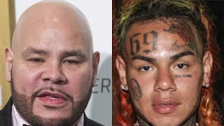 Fat Joe RIPS 6ix9ine During Interview With Angie Martinez!!