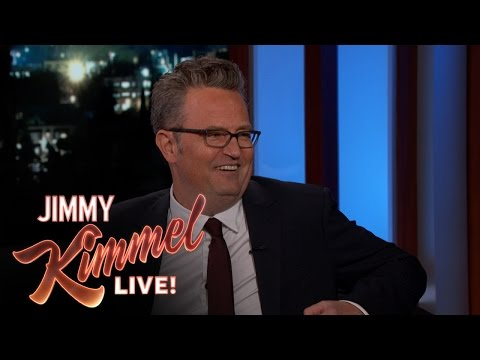 Matthew Perry Beat Up Canadian Prime Minister Justin Trudeau
