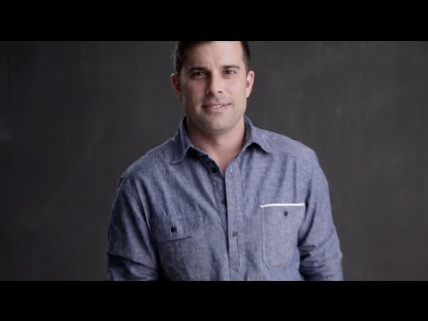 Josh Rubin of Cool Hunting X Birchbox Man