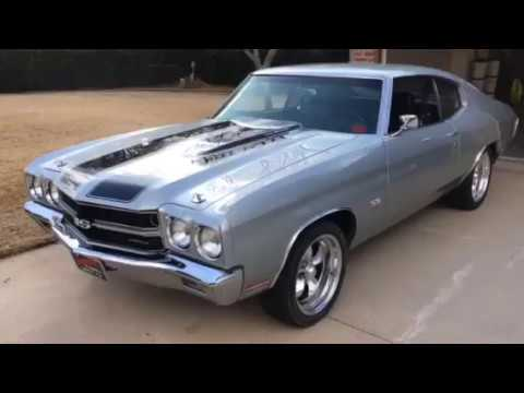 Video of '70 Chevelle SS - IRPB