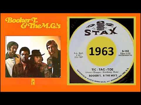 Booker T & The MG's - Tic-Tac-Toe Mp3