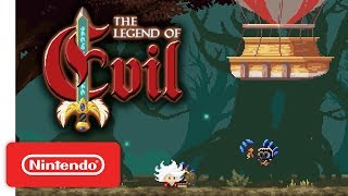 Legend of Evil - Launch Trailer - Nintendo Switch