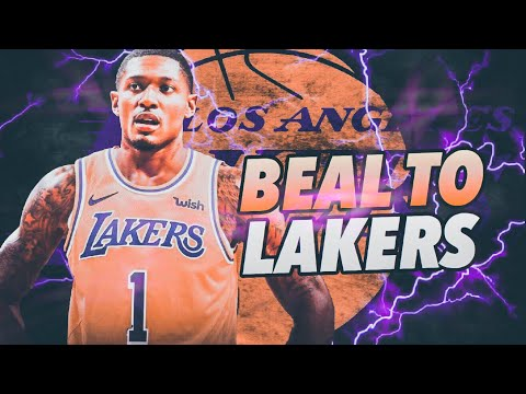 TRADING The #4 Pick! Bradley Beal Los Angeles Lakers Rebuild! NBA 2K19