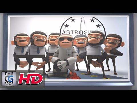 "CGI 3D Animated Short: ""Astrosinge"" – by Astrosinge Team"