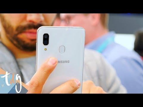 Samsung Galaxy A30, PRIMERAS IMPRESIONES
