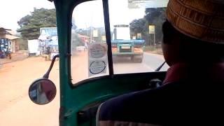 preview picture of video 'Bajaji in Songea, Tanzania'