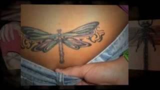 Dragonfly Tattoos | Dragonfly Tattoo Designs