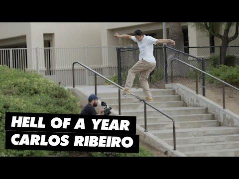 Hell of a Year: Carlos Ribeiro