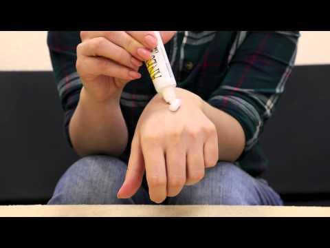 Paghahanda ng mga spot pigment sa mukha