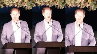 Prince Harry Speaks Out for the First Time Since Royal Exit in EMOTIONAL Speech