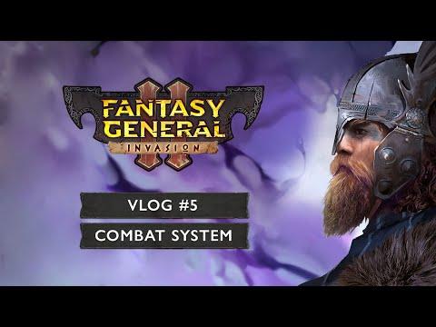 Fantasy General II - Combat System thumbnail