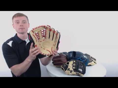 REVIEW: Under Armour Genuine Pro Baseball Gloves