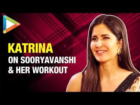 Katrina Kaif's favourite Dialogue from Bharat,Her 3 AM Friend | Sooryavanshi | Twitter Fan Questions