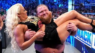 The love story of Otis and Mandy Rose: WWE Playlist
