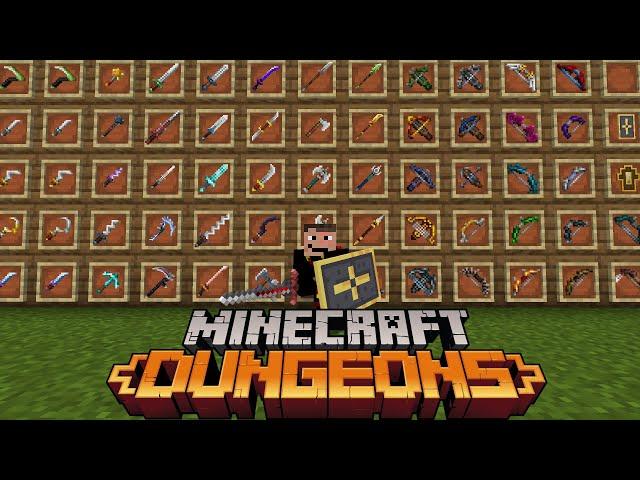 Minecraft Dungeons Textures for Minecraft Java Edition Minecraft