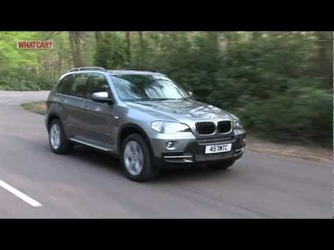 BMW X5 4x4 review - What Car?