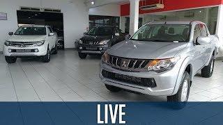 Mitsubishi L200 Triton Sport 2019 - Diferenças ent