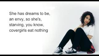 Scars To Your Beautiful   Alessia Cara (Lyrics)
