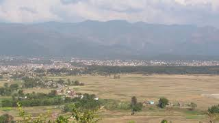 preview picture of video 'सुर्खेत उपत्यका दक्षिण तर्फ बाट हेर्दा ( Surkhet Valley )'