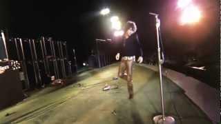 Jim Morrison Bailando En El Concierto De Hollywood Bowl 1968