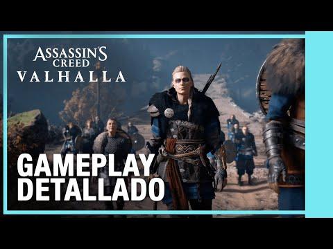 Gameplay de Assassin's Creed Valhalla