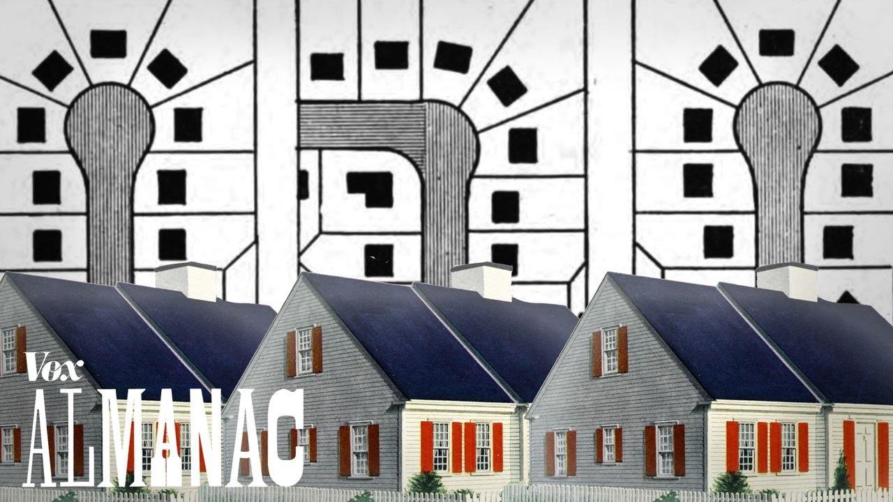 Why so many suburbs look the same thumbnail