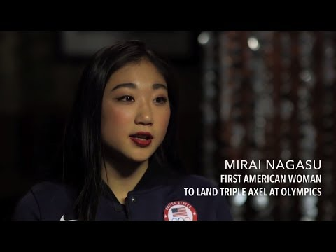 Mirai Nagasu loves the challenge of triple axel | ESPN