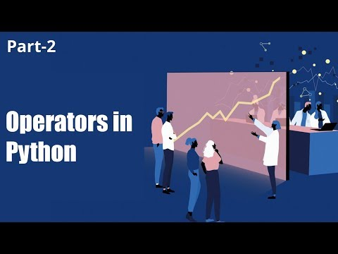 Operators in Python | Part 2 | Eduonix