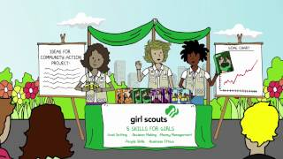 What Grown-Ups Need To Know About Selling Girl Scout Cookies