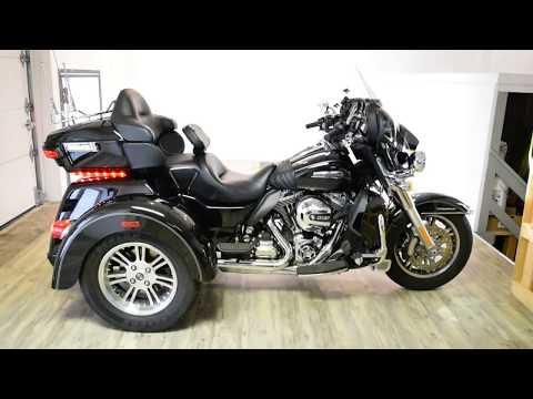 2014 Harley-Davidson Tri Glide® Ultra in Wauconda, Illinois