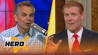 Alexi Lalas details the significance of winning the North American World Cup bid | SOCCER | THE HERD - dooclip.me