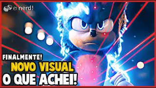 #Sonic #Sega #EiNerd  Mudaram o visual do Sonic nesse novo trailer e ficou muito bom.   Aprenda a desenhar animes: http://bit.ly/animesyt  Entre pro clube Ei Nerd: https://www.youtube.com/channel/UCt_4wzTQqmcUvemNkeO0plA/join  Music by Epidemic Sound (http://www.epidemicsound.com/)  https://www.instagram.com/petjordan Canal PETER AQUI: https://goo.gl/4RsjRS  Se inscreva no Ei Nerd: http://goo.gl/J8l7PJ  EI NERD _ http://www.einerd.com.br Facebook    : https://www.facebook.com/einerd.com.br Grupo           : https://www.facebook.com/groups/Einerd Twitter         : https://twitter.com/Ei_Nerd Anuncie: isabela@einerd.com.br  Ideia para Vídeos: Instagram: @renanralts https://www.instagram.com/renanralts/ Facebook: https://www.facebook.com/renanralts  PETER JORDAN _ https://www.facebook.com/petjordan https://twitter.com/peterjordan100 https://www.instagram.com/petjordan  MANDE UM PRESENTINHO :)  Caixa Postal 95121 - Cep: 25655-970 Petrópolis / RJ