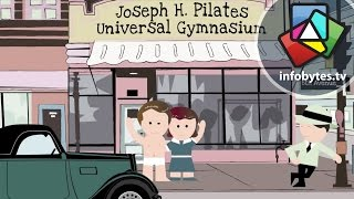 Pilates, coming right up