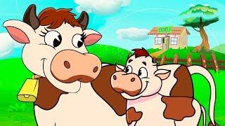 SEÑORA VACA canciones de la granja