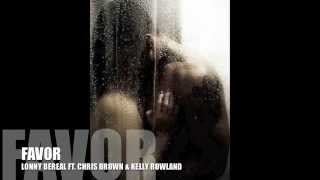 favor - lonny bereal ft. chris brown & kelly rowland