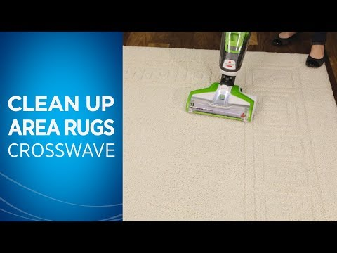 CrossWave Cleaning Area Rugs | 1785