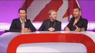 Sunday Night Project - Ronan Keating, Stephen Gately, and Shane Lynch - Part 1 (S7E04)