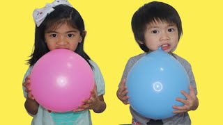 Learn Colors with Balloons Colors Song for Kids and Toddler