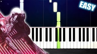 Imagine Dragons   Bad Liar   EASY Piano Tutorial By PlutaX