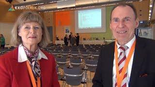 Raumenergie und Kalte Fusion – Rückblick auf den Freie-Energie-Kongress 2013