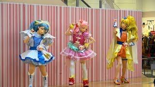 最新HUGっと!プリキュアショー「HUGっと!未来☆ドリーマー」のダンスもあるよ♪