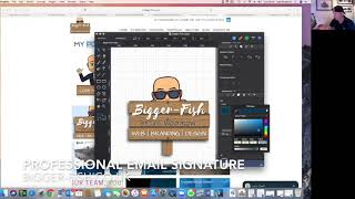 How to make a professional email signature (Tutorial Video)