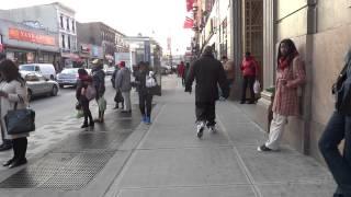 Walking in Brooklyn - Bedford-Stuyvesant