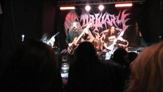 HORRID - Override the overture (Dismember) + You'll never see (Grave) live part 3