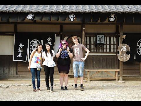 Toei Kyoto Studio Park adventures