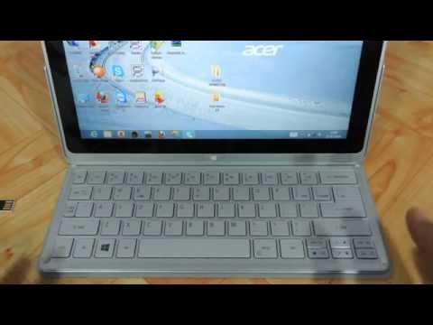 Acer Aspire P3 171 hybrid ultrabook Unboxing and full review webcam speaker tested full Hd