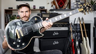 Gibson Les Paul Classic Custom | The Frankenstein Of LPs